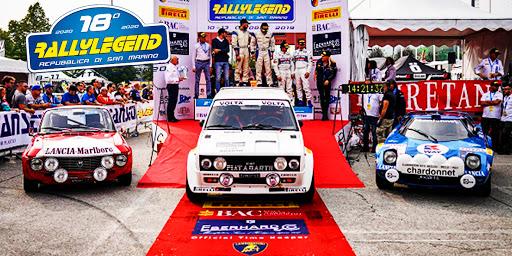Rally Legend San Marino 2021